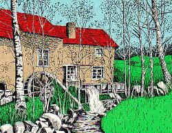 Moulin de Clefcy - Farines artisanales